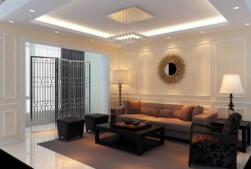 Gypsum Ceilings Interior Design Artwork In Kenya And East Africa
